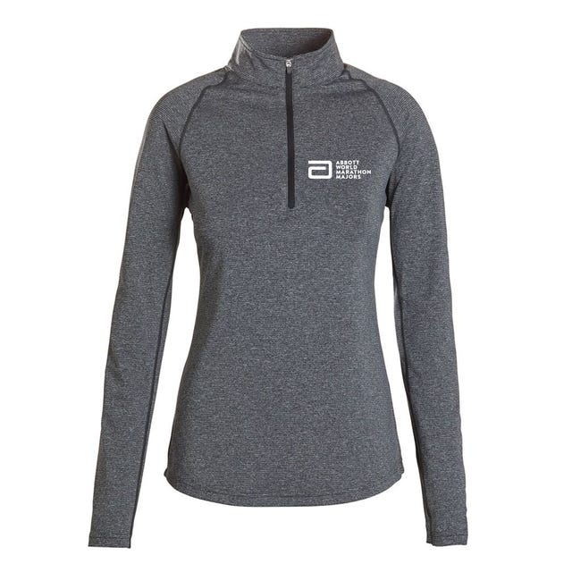 Abbott World Marathon Majors Women's Half Zip