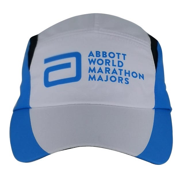 Abbott World Marathon Majors Run Hat